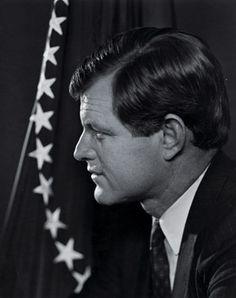 Yousuf Karsh | Edward M. Kennedy