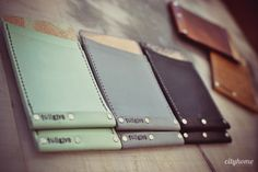 Fullgive Hand Crafted Leather Wallets
