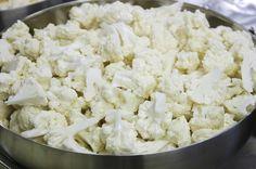 """Cilantro Cauliflower Rice - Cauliflower makes a great grain substitute in this cilantro """"rice"""" recipe!"""