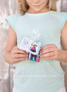 Free Printable Disney Frozen Gift Tags Plus Simple And Inexpensive Friend Ideas For Kids