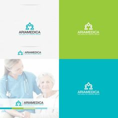 Ariamedica - Sophisticated, clean and professional brand identity needed for Healthcare & Medical Industry company The Healthcare & Medical Industry is comprised of a large workforce sector which includes a range of occupations and ...