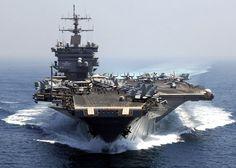 USS Enterprise - CVN65 - US Navy Aircraft Carrier