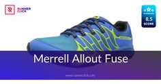 Merrell Allout Fuse Review Running Shoe Reviews, Trail Running Shoes, Adidas Sneakers, Popular Pins, Adidas Shoes
