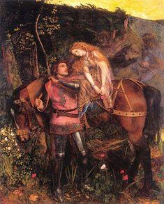 The Beautiful Lady Without Pity - Dante Gabriel Rossetti - Pictify ...