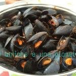 Cozze al sugo Beans, Fruit, Vegetables, Food, Essen, Vegetable Recipes, Meals, Yemek, Beans Recipes