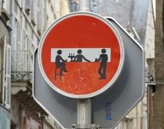 LOL! Signs made funnier with graffiti | Entertainment - Home