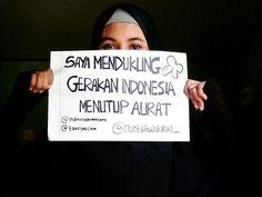 MENUTUP AURAT.. MENUTUP SATU PINTU DOSA.. Taatlah perintah ALLAH Panas dibumi hanya sementara panas diakhirat selamanya.. . . #IndonesiaMenutupAurat #tausiyahcinta