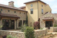 Tyler Estate - mediterranean - Exterior - Austin - Vanguard Studio Inc.