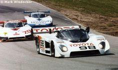 RSC Photo Gallery - Mid-Ohio 500 Kilometres 1989 - Toyota 88C no.98 - Racing Sports Cars