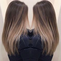 Lower ash brown to neutral blonde balayage - Hair Color Balayage Brunette Long, Brown Hair Balayage, Brown Blonde Hair, Hair Color Balayage, Short Balayage, Black Hair, Haircolor, Hair Color Ideas For Brunettes Balayage, Ombre Balayage
