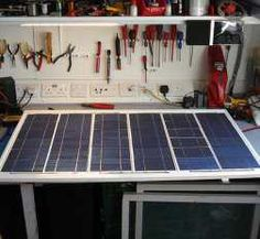 http://netzeroguide.com/build-your-own-solar-power-system.html How to build your own solar power system from scratch. Also tips and advice on using kits and buying parts from Amazon.