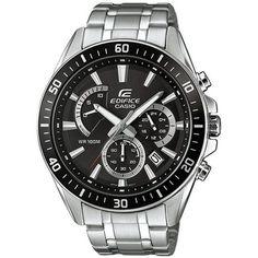 Reloj #Casio Edifice EFR-552D-1AVUEF https://relojdemarca.com/producto/reloj-casio-edifice-efr-552d-1avuef/
