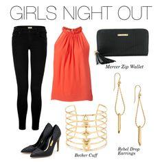 Stella & Dot - Girls Night Out #stelladot #stelladotstyle #womensfashion Polyvore