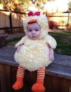 Little Kid Dresses Up Like Big Bird - Cutest Baby Ever - Sesame Street Costume  ---- best hilarious jokes funny pictures walmart humor fail