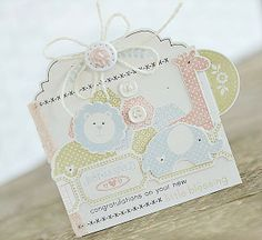 Paper Girl Crafts: Card created using Papertrey Ink Stamps
