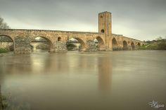 Puente medieval de Frías - Burgos (Medieval Bridge of Frias - Burgos)