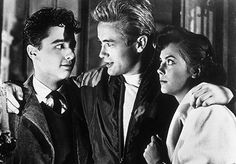 "The three main actors in ""Rebel Without a Cause"" (1955) all met an untimely death. James Dean died in a car crash, Natalie Wood drowned, and Sal Mineo was stabbed to death."