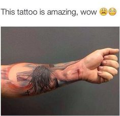 Very cool and unique sharing of hands
