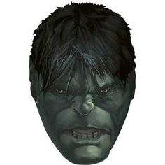 Incredible Hulk Masks 8ct by HALLMARK MARKETING CORPORATION, http://www.amazon.com/dp/B001Q5RO84/ref=cm_sw_r_pi_dp_h8Tlrb0N6XD1P