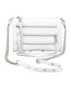 Rebecca Minkoff Five-Zip Mini Bag