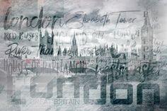 Neu in meiner Galerie bei OhMyPrints: Urban-Art LONDON Houses of Parliament