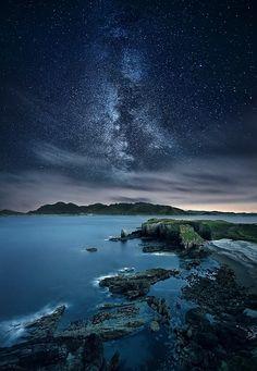 Night in Donegal | ©Marius Kasteckas  (Donegal, Ireland)