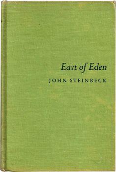 East of Eden - John Steinbeck - Vintage Classic American Novel. Great book!!!!!!