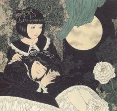 山本タカト : 「平成の浮世絵師」