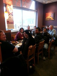 Photos - St. Louis Sci-Fi & Fantasy Club (Ballwin, MO) - Meetup: Everybody Brunch Now Meet & Greet!