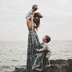 Mama + Babies
