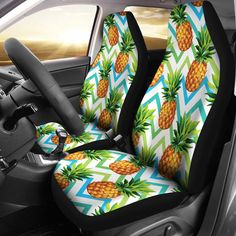 Houseplants That Filter the Air We Breathe Omg I Think I Need These,,Hawaii Pineapple Car Seat Covers 03