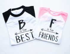 Monika & I need these shirts! I'll take the black one She of course would get the pink one. Love you gf!!!!!