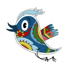 Madhu the first Bihari Twitter Bird-inspired by the world famous Madhubani Art from Bihar. Conversational Prints, Pop Art Portraits, Madhubani Art, Designs For Dresses, Art Icon, This Is Us Quotes, Beautiful Artwork, Line Drawing, Great Artists