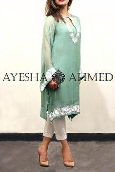 ❤️❤️❤️ Pakistani Fashion Party Wear, Indian Party Wear, Pakistani Dress Design, Pakistani Outfits, Indian Wear, Indian Outfits, Indian Fashion, Muslim Fashion, Stylish Dress Designs