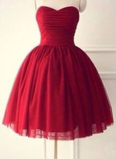 Burgundy Prom Dresses, Ball Gown Prom Dresses