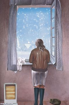 Girl-at-the-Window-in-Winter-by-Dali--104593.jpg (790×1200)