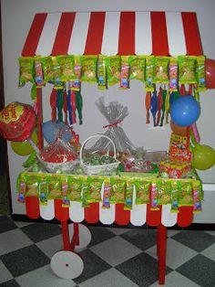 Estefanía Eventos: marzo 2011 carrito de xuxe!!!! a quien no le gusta las golosinas????pues mira que apetitosos carritos de xuxerias!!!!!