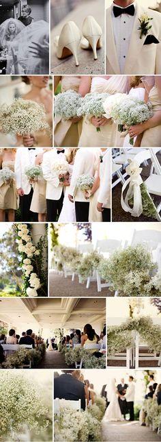 Wonderful White - Rustic Wedding Chic