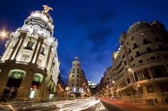 Madrid's atmosphere is great by day and by night!