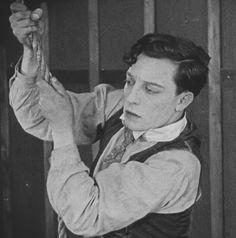 """Buster Keaton in """"One Week"""""""