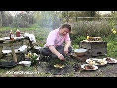 Pea and Bean Crostini   Bread Recipes   Jamie Oliver Recipes