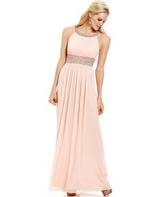 Nice Junior Bridesmaid Dresses Ivanka Trump Sleeveless Chiffon Gown..Love this!... Check more at http://24myshop.ml/my-desires/junior-bridesmaid-dresses-ivanka-trump-sleeveless-chiffon-gown-love-this/