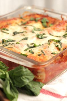 A real food recipe for spinach lasagna roll ups. This real food lasagna roll up is a favorite favorite made with healthy ingredients.