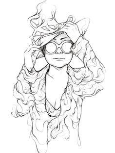 Illustrating Yoko Ono