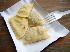 Egg-Free Potato Drop Dumplings Great for Soup