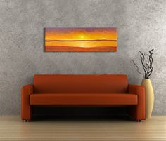 orange abstract painting modern living room 25 nonfigurative paintings – the abstract paintings in the interior