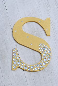 Sparkle Purple Bling Decorative Wall Letters