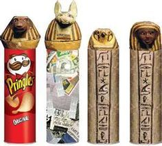 Egyptian Canoptic Jars