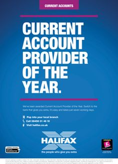 Halifax very proud of their #CMFAwards win in this advert.