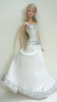 BArbie Bride DOll by 2Mix